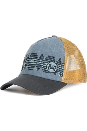 Buff Mężczyzna Czapki z daszkiem - Czapka z daszkiem - Trucker Cap Tzom 119542.754.10.00 Stone Blue