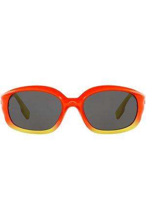 Burberry Eyewear Orange