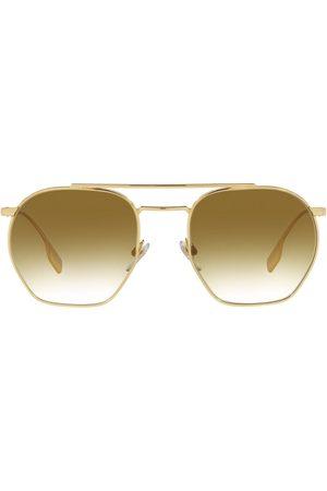 Burberry Eyewear Gold