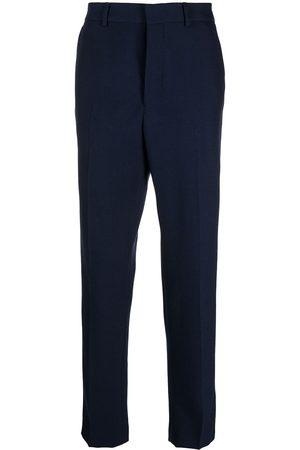 Ami Mężczyzna Spodnie eleganckie - Blue