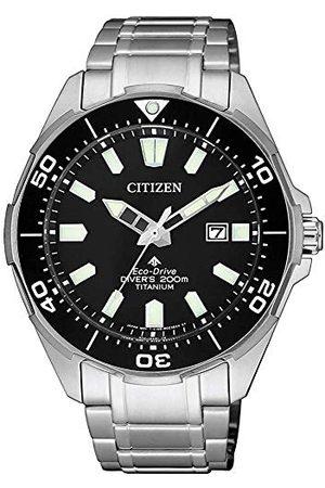 Citizen Promaster Marine Eco-Drive męski zegarek do nurkowania BN0200-81E