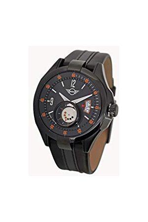 Boden Mini Unisex dorosły analogowy klasyczny zegarek kwarcowy ze skórzanym paskiem 161004