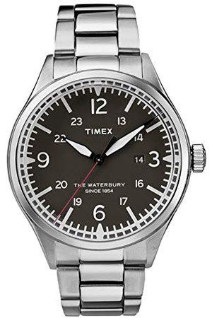 Timex Męski analogowy zegarek kwarcowy Waterbury tradycyjny Bransoletka