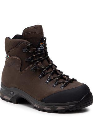 Zamberlan Mężczyzna Buty trekkingowe - Trekkingi - 636 New Baffin Gtx Rr Wl GORE-TEX Dark Brown