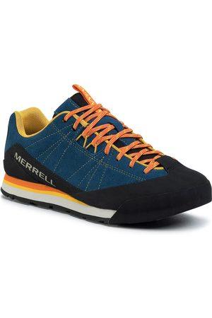 Merrell Mężczyzna Buty trekkingowe - Trekkingi - Catalyst Suede J000099 Sailor