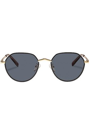 Le Specs Newfangle in - Black. Size all.