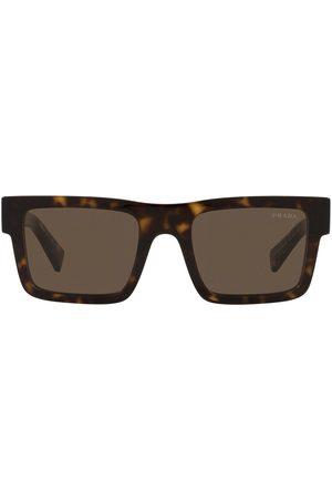 Prada Mężczyzna Okulary przeciwsłoneczne - Brown