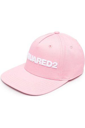 Dsquared2 Kids Chłopiec Czapki - Pink