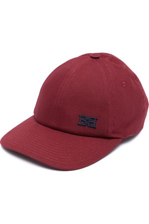 Bally Embroidered logo baseball cap
