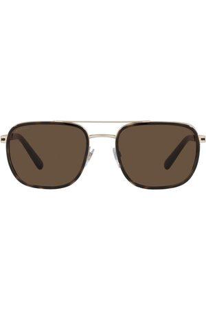 Bvlgari Mężczyzna Okulary przeciwsłoneczne - Gold