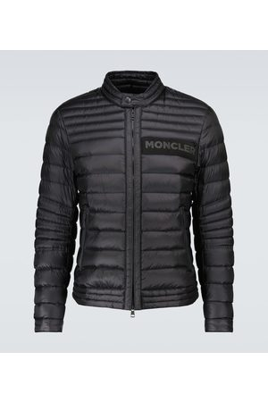 Moncler Conques padded biker jacket
