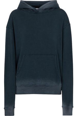 Velvet Kobieta Bluzy z kapturem - Adoria ombré cotton hoodie