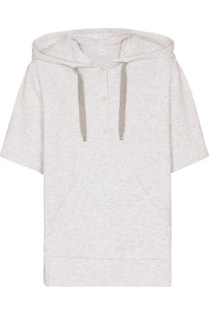 Max Mara Leisure Milord cotton-blend hoodie