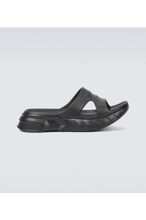Givenchy Sandały - Marshmallow rubber sandals
