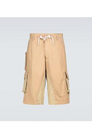 Moncler Genius 1 MONCLER JW ANDERSON cargo shorts