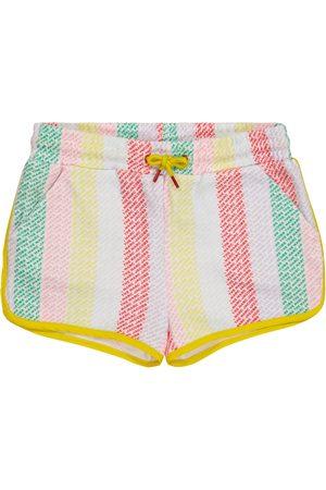 The Marc Jacobs Dziewczynka Szorty - Logo striped track shorts