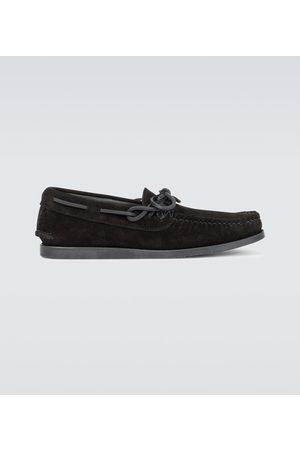 YUKETEN Canoe moccasin shoes