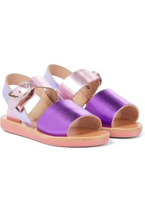 Ancient Greek Sandals Kids Little Kaliroi Soft leather sandals
