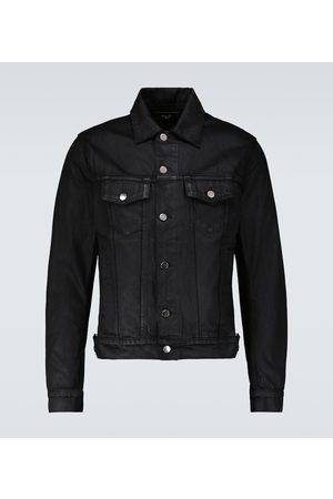 AMIRI Denim trucker jacket