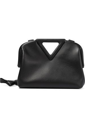 Bottega Veneta Kobieta Kopertówki - Point Medium leather shoulder bag