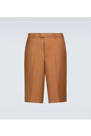 King and Tuckfield Flat front shorts