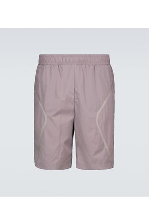 A-cold-wall* Szorty - Welded technical shorts