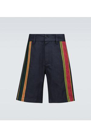 ADISH Majdalawi striped shorts