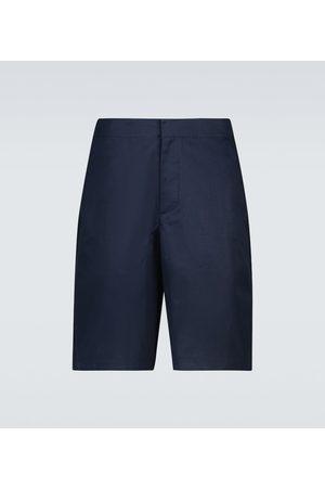 OAMC Vapor cotton gabardine shorts