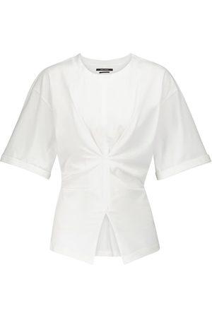 Isabel Marant Kobieta Z krótkim rękawem - Soyona cotton T-shirt