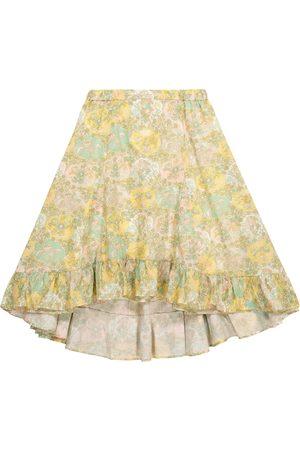 BONPOINT Nala Liberty-print cotton skirt