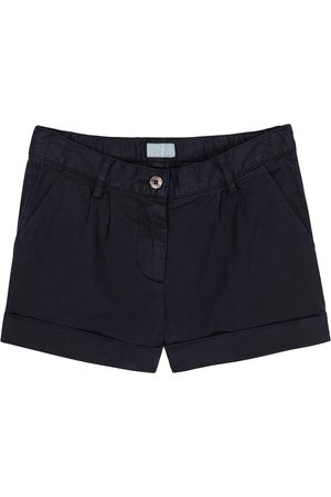 Il gufo Stretch-cotton shorts