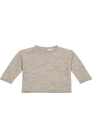 Caramel Baby Cuttlefish wool-blend sweater