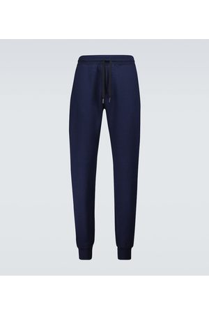 Tom Ford Dresy - Cotton-cashmere sweatpants