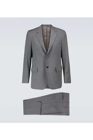 CARUSO Macbeth wool suit