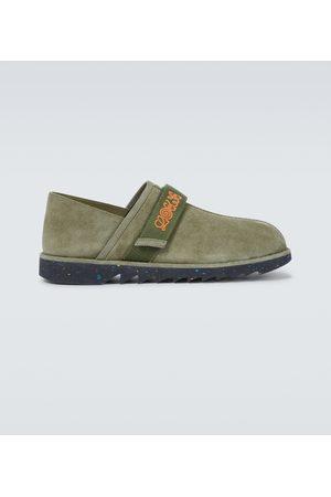 Loewe Kapcie - Suede slippers