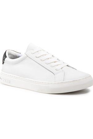 DKNY Kobieta Sneakersy - Sneakersy - Court K1185301 White