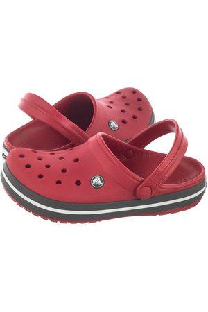 Crocs Chodaki - Klapki Crocband Clog K Pepper/Graphite 204537-6IB (CR202-a)