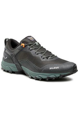 Salewa Mężczyzna Buty trekkingowe - Trekkingi - Ms Ultra Train 3 61388 Raw Green/Black Out 5329