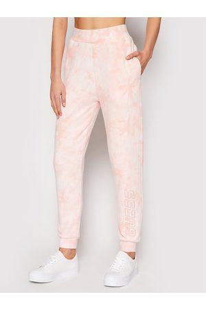 Guess Kobieta Spodnie dresowe - Spodnie dresowe O1GA38 K68I1 Regular Fit
