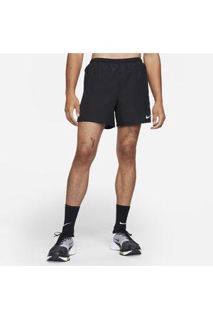 Nike Mężczyzna Szorty sportowe - Męskie spodenki do biegania z podszewką Challenger - Czerń