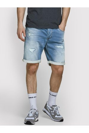 Jack & Jones Szorty jeansowe Rick 12166272 Regular Fit