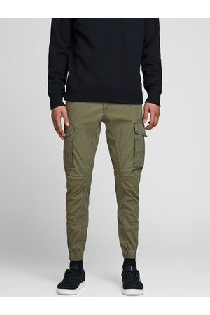 Jack & Jones Spodnie materiałowe Paul Flake 12141844 Tapered Fit