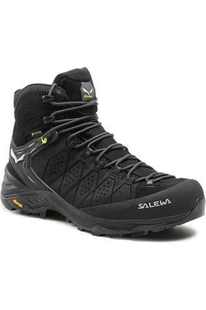 Salewa Mężczyzna Buty trekkingowe - Trekkingi Ms Alp Trainer 2 Mid Gtx GORE-TEX 61382-0971