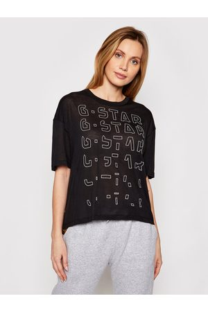G-Star T-Shirt Sheer Faded Graphic D19200-9908-6484 Relaxed Fit
