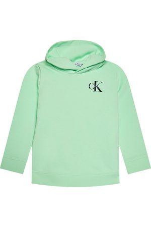Calvin Klein Bluza Unisex Smal Monogram IU0IU00164 Regular Fit