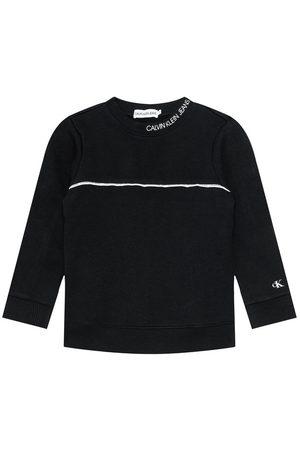 Calvin Klein Bluza Logo Piping IB0IB00676 Regular Fit