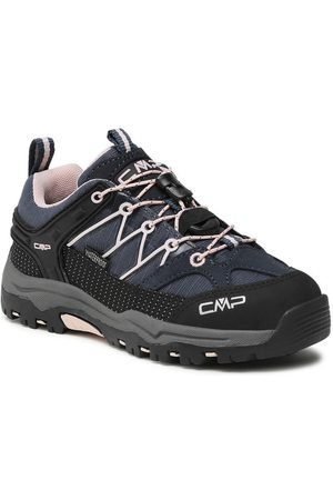 CMP Trekkingi Kids Rigel Low Trekking Shoe Wp 3Q54554 Granatowy