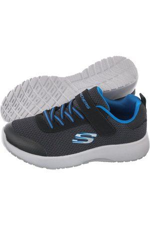Skechers Obuwie sportowe - Buty Dynamight Black/Royal 97770L/BKRY (SK83-a)