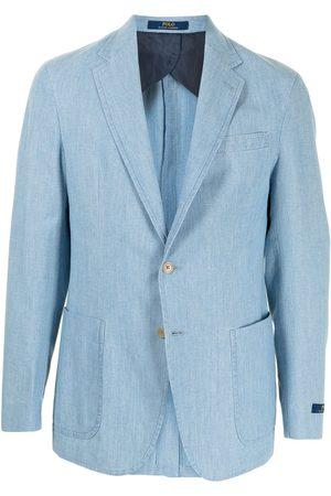Polo Ralph Lauren Mężczyzna Marynarki i Żakiety - Blue