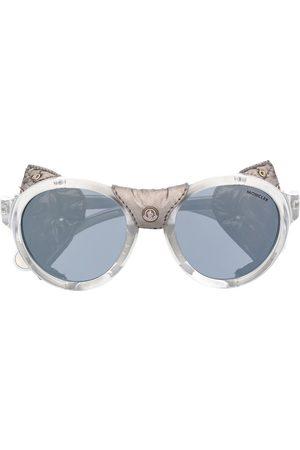 Moncler Okulary przeciwsłoneczne - Silver